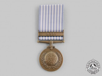 Ethiopia, Empire; United Nations. A United Nations Service Medal for Korea with Amharic Text