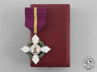 Panama, Republic. An Order of Vasco Nuñez de Balboa, Commander, by C. F. Zimmermann, c.1950
