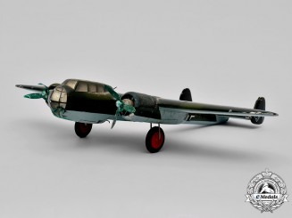 Germany, Luftwaffe. A Do 17 Bomber Model