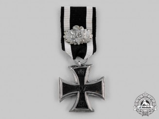 Prussia, Kingdom. An 1870 Iron Cross, II Class with Jubilee Spange