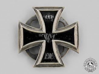 Prussia, State. A 1914 Iron Cross, I Class, Unique Screwback Version