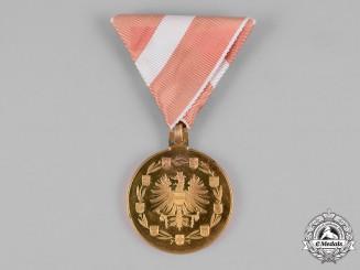 Austria, Republic. A Merit Order, Gold Grade Merit Medal