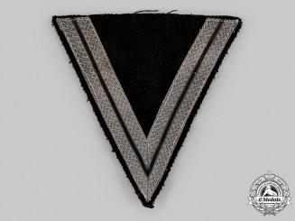 Germany, SS. A SS-Rottenführer Greatcoat Rank Chevron