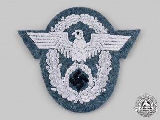 Germany, Schutzpolizei. An EM/NCO's Sleeve Insignia
