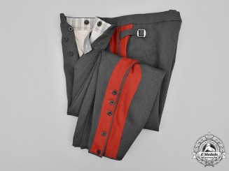 Germany, Heer. A Pair of Heer General's Breeches