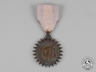 Dominican Republic, Trujillo Period. An Order of the Benefactor of the Nation, Bronze Class, c.1960
