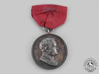 Saxe-Weimar, Grand Duchy. A Rare Merit Medal, c.1816