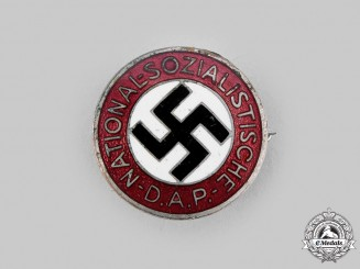 Germany, NSDAP. A Membership Badge, by Deschler & Sohn