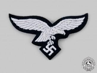 Germany, Luftwaffe. A Hermann Göring Unit Panzer EM/NCO Breast Eagle
