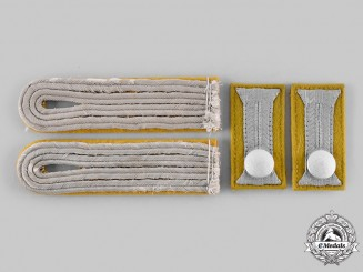 Germany, Wehrmacht. A Set of Uniform Insignia
