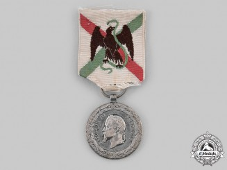 France, III Republic. A Medal of the Mexico Expedition 1862-1863