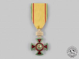 Ethiopia, Kingdom. An Order of Emperor Menelik II, Member Cross, c.1950
