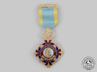 Mexico, Republic. A Decoration of the Mexican Legion of Honour, c.1950
