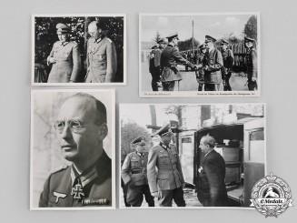 Germany, Heer. A Lot of Photographs of Generalmajor Julius von Bernuth