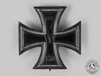 Germany, Imperial. An 1870 Iron Cross, I Class, Museum Example