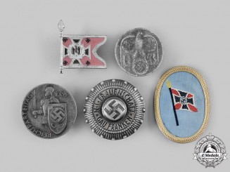 Germany, Third Reich. A Lot of Event & Day Badges