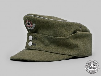Germany, RAD. A Reich Labour Service Officer's M43 Field Cap