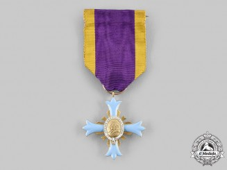 United States. A Military Order of the French Alliance in Gold, Knight, c.1900