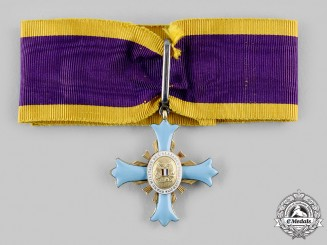 United States. A Military Order of the French Alliance in Gold, Commander, c.1900