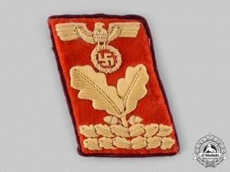 Germany, NSDAP. A Gau-Level Hauptbereichsleiter Collar Tab