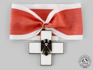 Germany, DRK. An Honour Cross of the German Red Cross, I Class