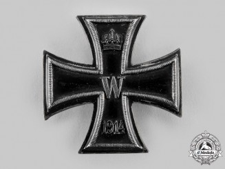 Germany, Imperial. A 1914 Iron Cross I Class, by Königliches Münzamt Orden, Berlin