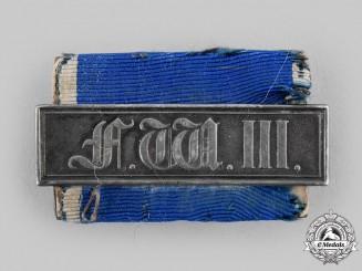Prussia, Kingdom. A Long Service Clasp, II Class