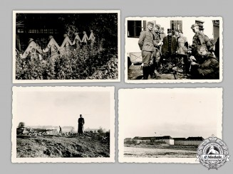 Germany, SS. A Group of SS Photographs