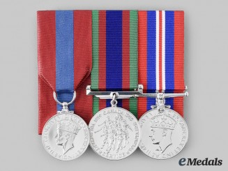 Canada, Commonwealth. An Imperial Service Medal Group, to Herbert Will Sutton