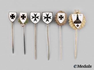 Germany, Third Reich. A Lot of Stickpins