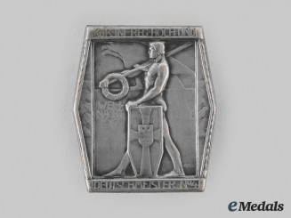 Germany, Imperial. A Christmas in the Field 1917 Badge