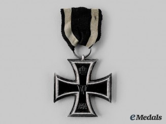 Germany, Imperial. A 1914 Iron Cross, II Class by Sy-Wagner, Berlin