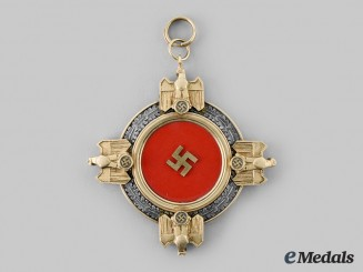 Germany, Third Reich. A Rare National Prize for Art and Science, II Model Prototype