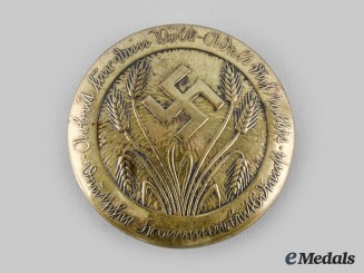 Germany, RAD. A Reich Labour Service of Female Youth (RADwJ) Gold Service Badge