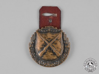 Czechoslovakia, Republic. An Army Rifleman's Proficiency Badge