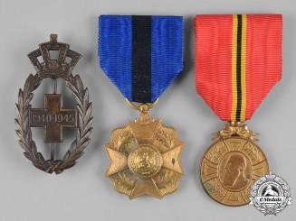 Belgium, Kingdom. A Lot of Medals & Orders