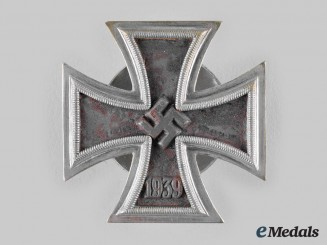 Germany, Wehrmacht. A 1939 Iron Cross I Class, by Paul Meybauer