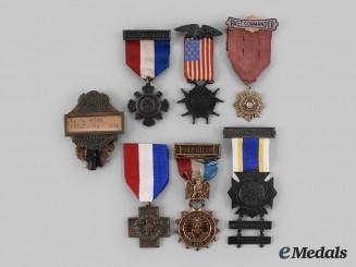 United States. Seven Veterans Awards