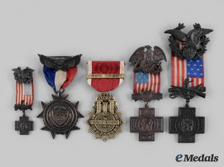 United States. Five Veterans Awards