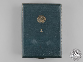 Egypt, Kingdom. An Order of the Nile, IV Class Officer Case