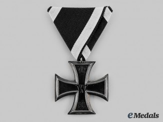 Germany, Imperial. A 1914 Iron Cross, II Class by H.R. Wilm