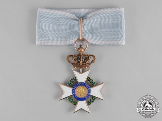 Greece, Kingdom. An Order of the Redeemer in Gold, Commander Cross, c.1840