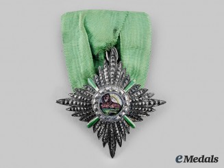 Iran, Pahlavi Empire. An Order of the Lion and Sun, Knight, c. 1900