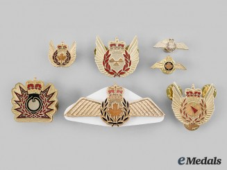 Canada. Seven Armed Forces Badges