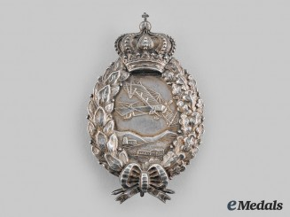 Bavaria, Kingdom. A Pilot's Badge, by Karl Pöllath