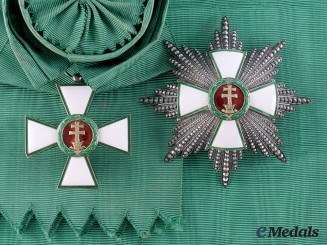 Hungary, Kingdom. An Order of Merit, Grand Cross in Case, c. 1935