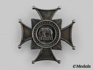 United Kingdom. An Army Temperance Association India Six Year Medal, 1902