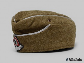 Germany, RAD. A Reich Labour Service Officer's Overseas Cap