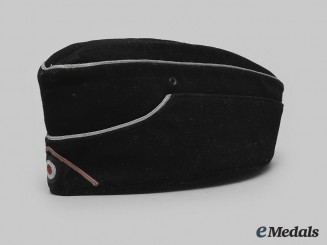 Germany, Heer. A Panzer Officer's M38 Overseas Cap