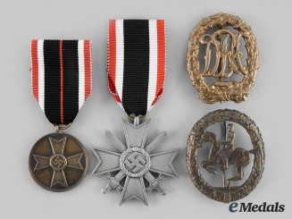 Germany, Third Reich. A Lot of Medals & Awards